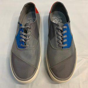 Sperry Mens Captain CVO Grey Multi Sneaker NO BOX